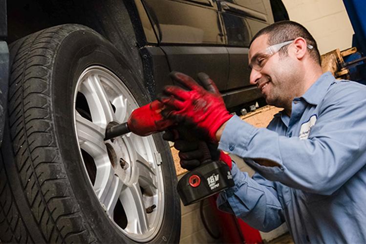 Auto America Service | Tires Service