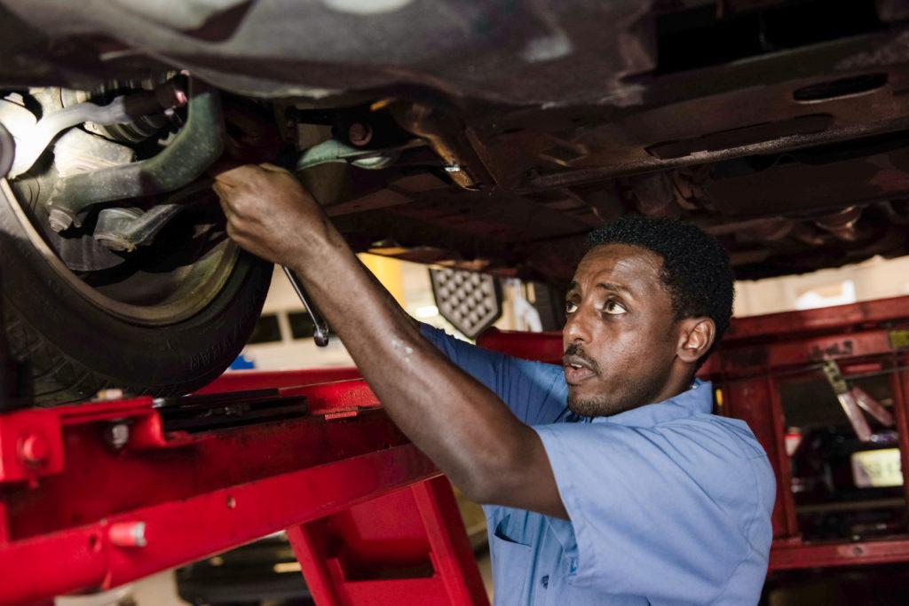 Auto America Service | Fleet Service