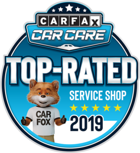 CARFAX Top Rated Auto America Service